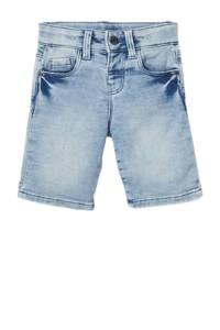 C&A slim fit jeans bermuda light denim, Light denim