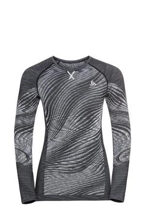 sportshirt Blackcomb grijs