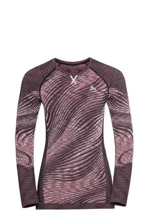 sportshirt Blackcomb roze