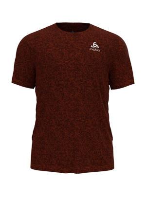 hardloopshirt bordeauxrood