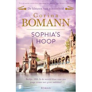 De kleuren van schoonheid: Sophia's hoop - Corina Bomann