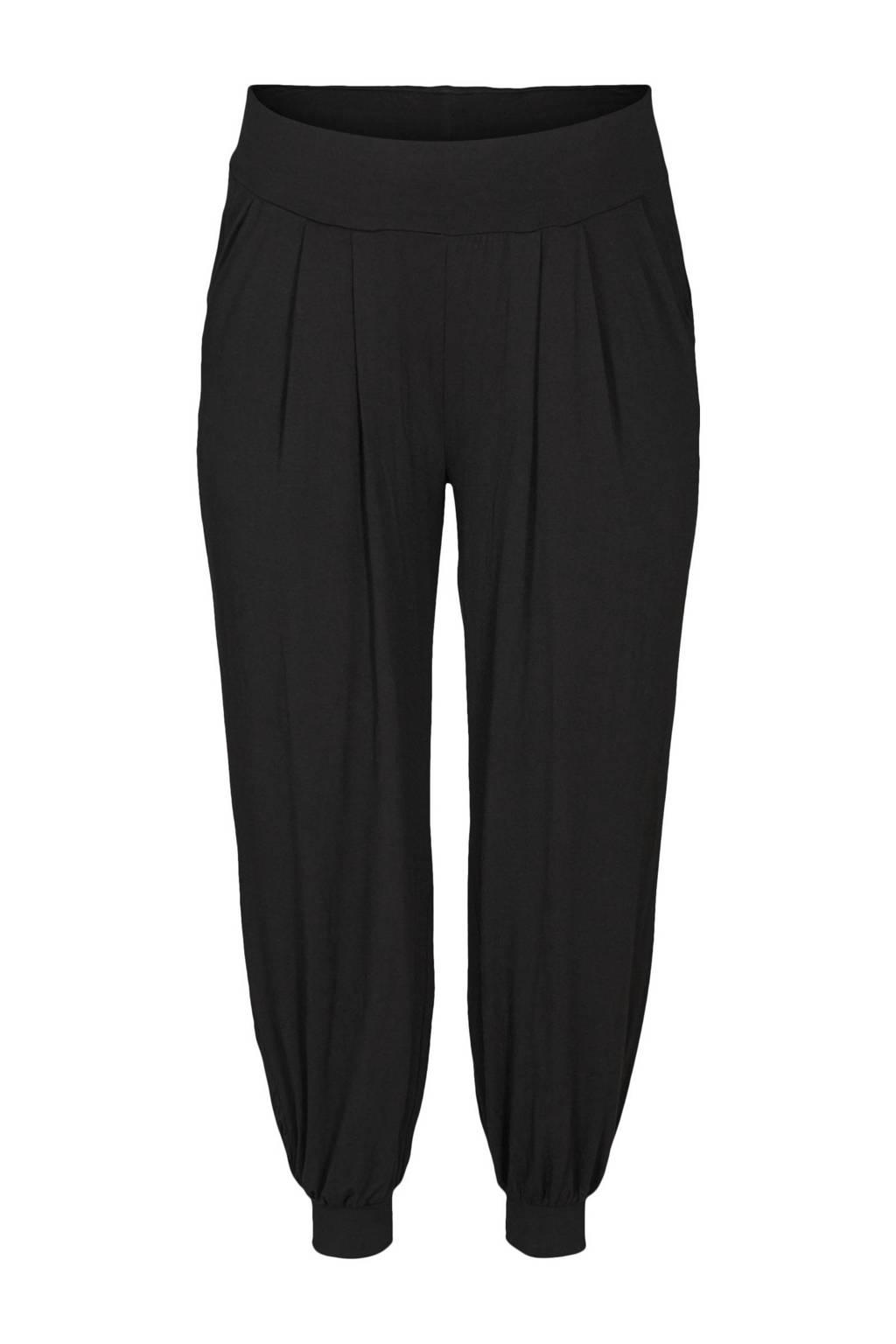 ACTIVE By Zizzi Plus Size trainingsbroek zwart, Zwart