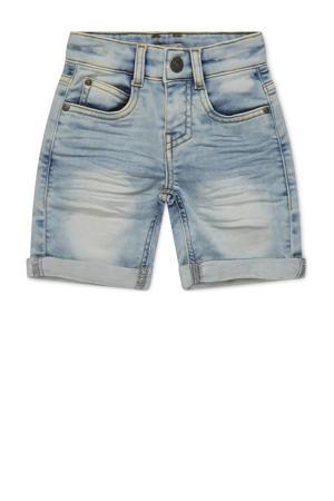 jeans bermuda Nils light denim