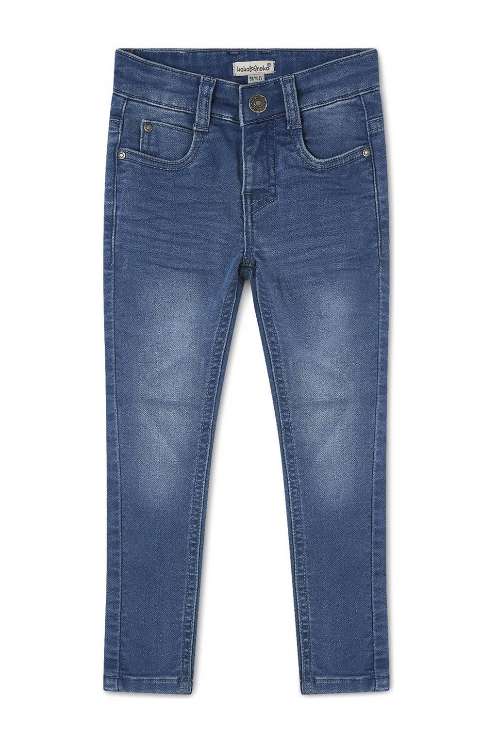 Koko Noko skinny jeans Nori stonewashed, Stonewashed