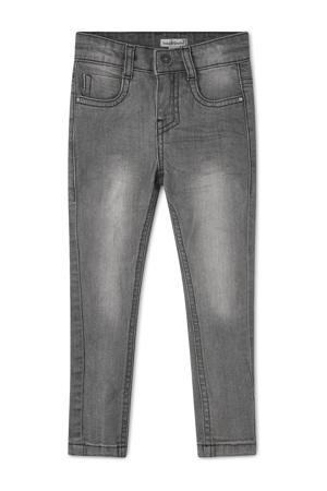 skinny jeans Nelly grijs stonewashed