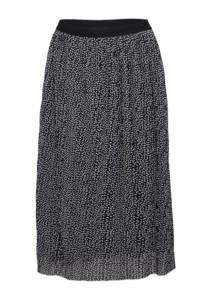 C&A Canda Premium rok met all over print zwart, Zwart