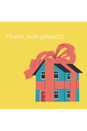 Digitale Cadeaukaart Huis gekocht 20 euro