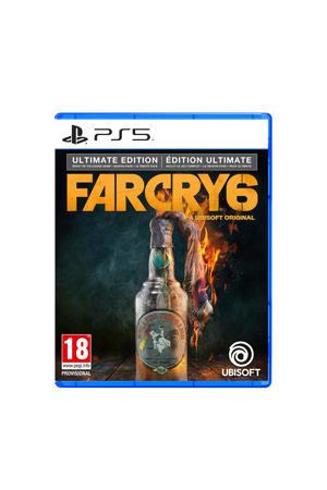 Far Cry 6 Ultimate Editie (PlayStation 5)