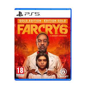 Far Cry 6 Gold Editie (PlayStation 5)