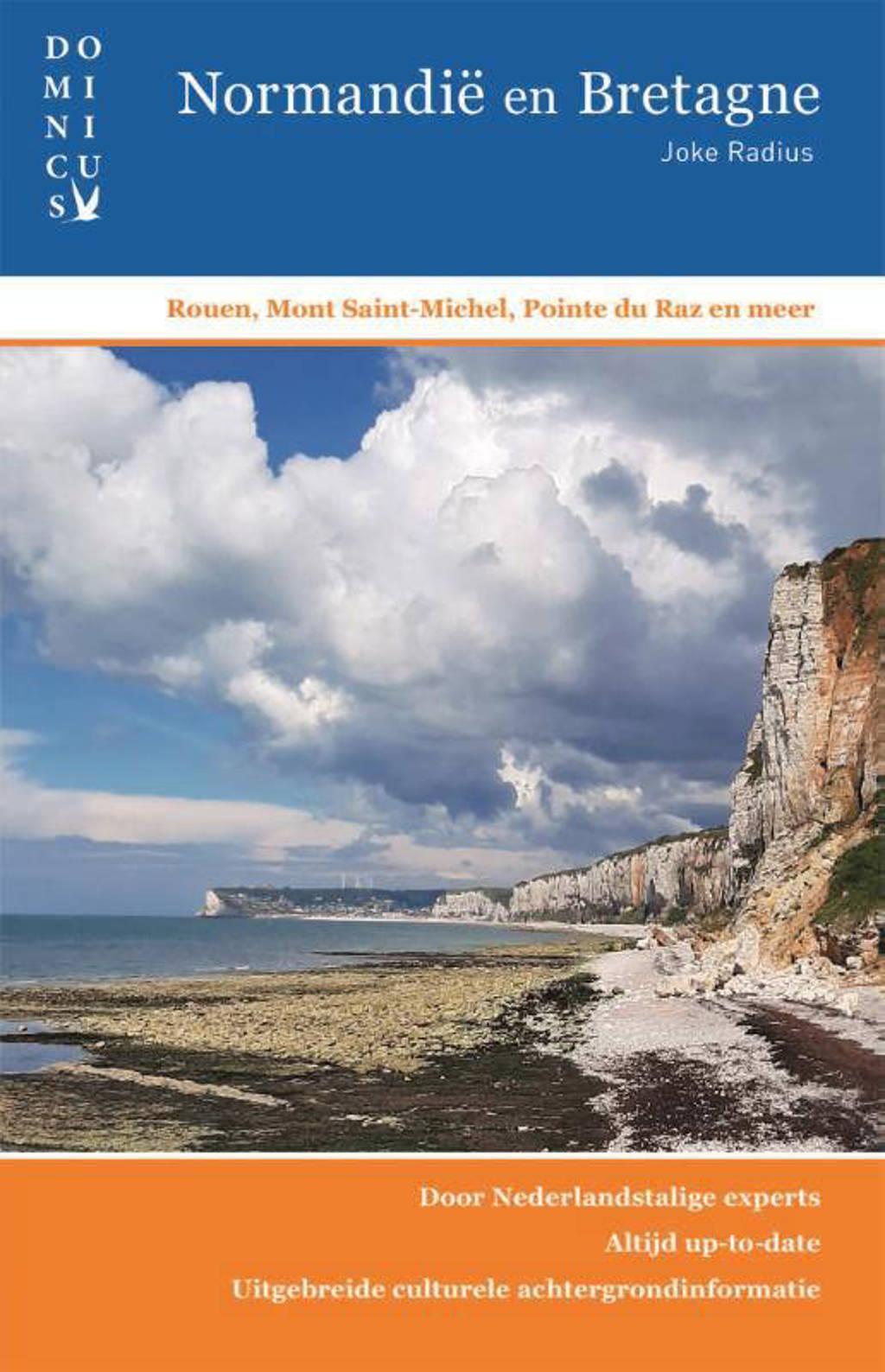 Dominicus: Normandië en Bretagne - Joke Radius