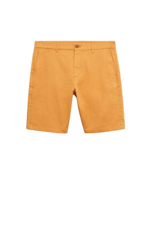 regular fit short oranje