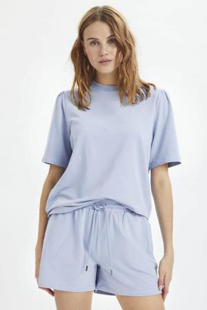 T-shirt Hydda lichtblauw