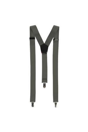 bretels kaki