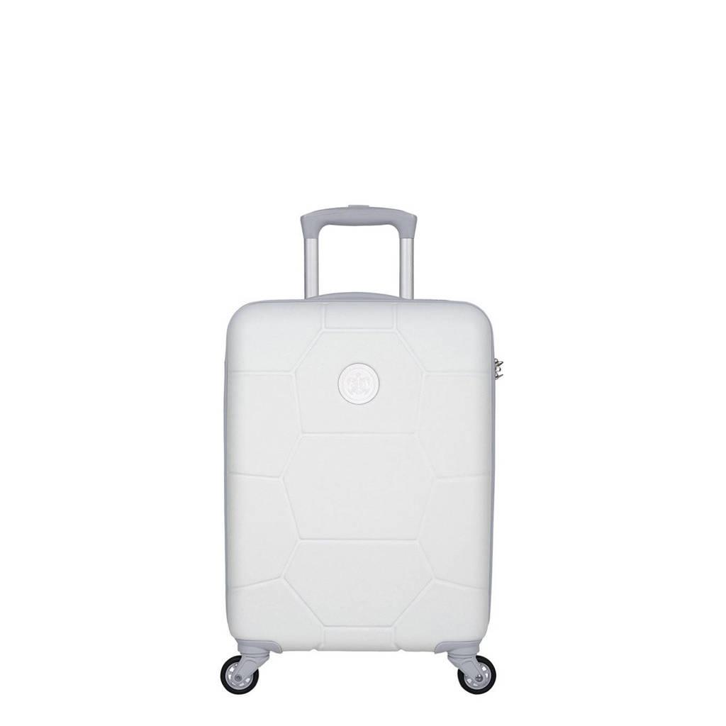 Suitsuit  trolley Caretta 53 cm. wit, Wit