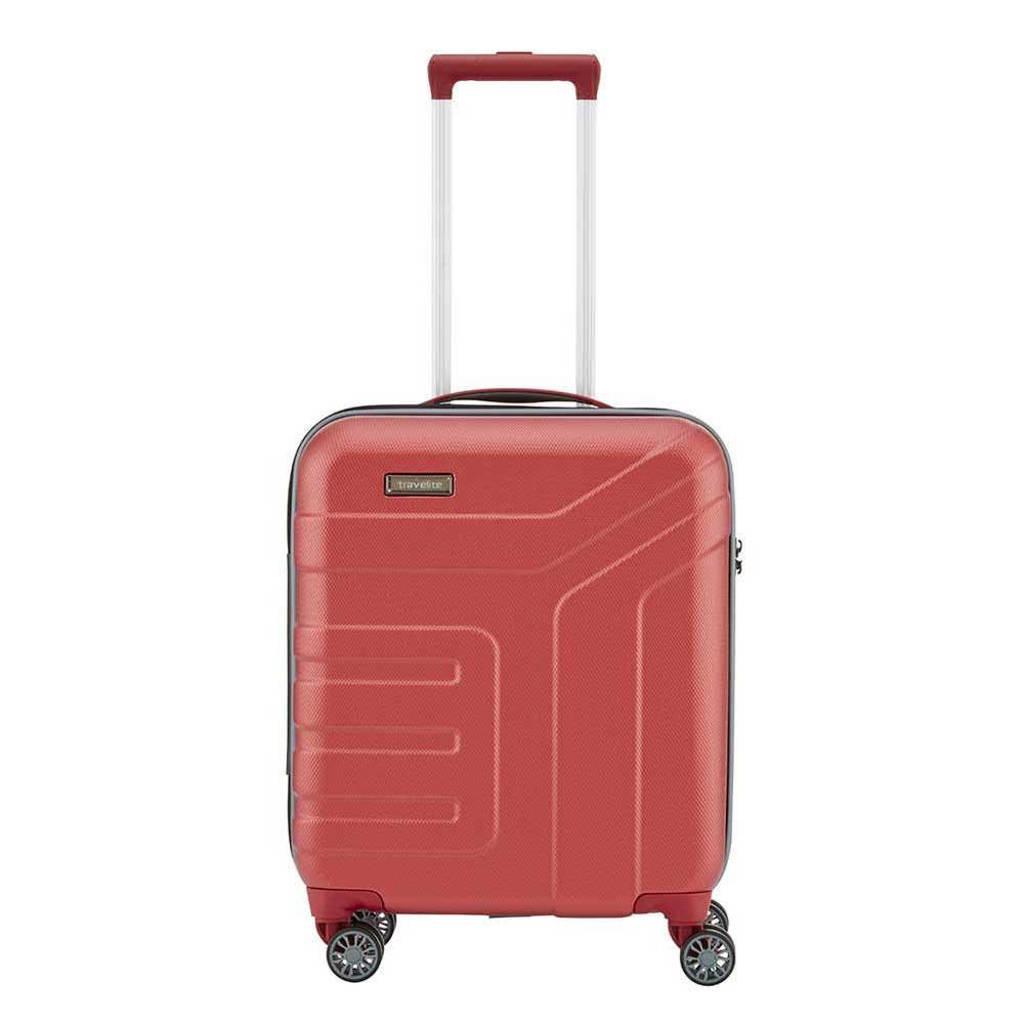 Travelite  trolley Vector S Spinner 55 cm. oranje, Oranje