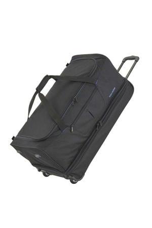 reistas Basics Wheeled Duffle 70 cm. zwart/blauw
