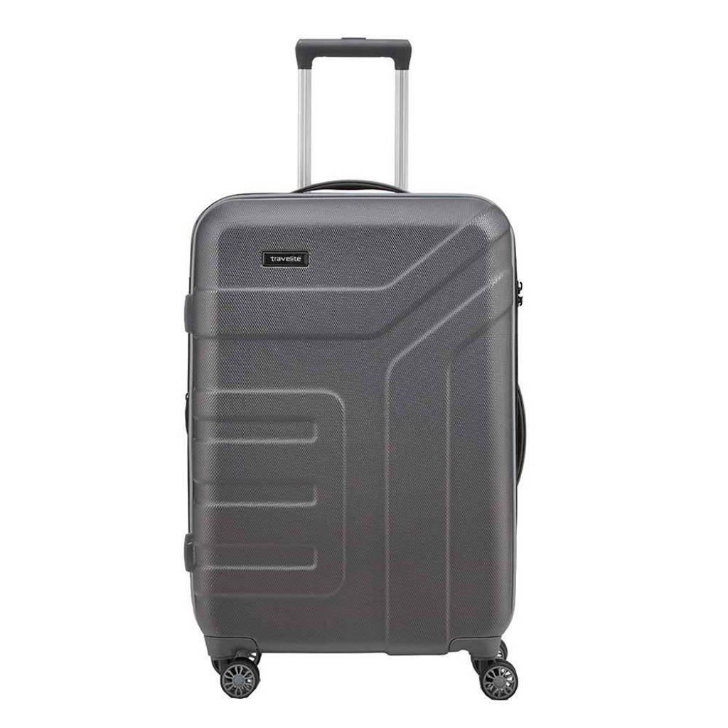 Travelite  trolley Vector M 70 cm. grijs, Grijs