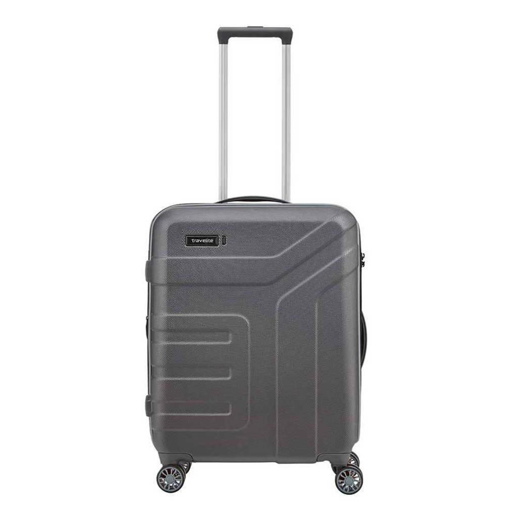 Travelite  trolley Vector S Spinner 55 cm. grijs, Grijs
