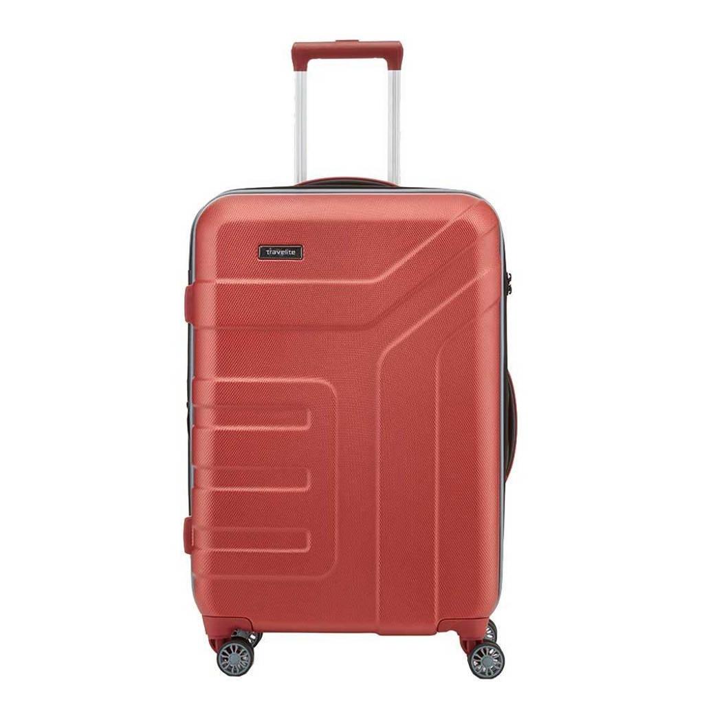 Travelite  trolley Vector M 70 cm. oranje, Oranje