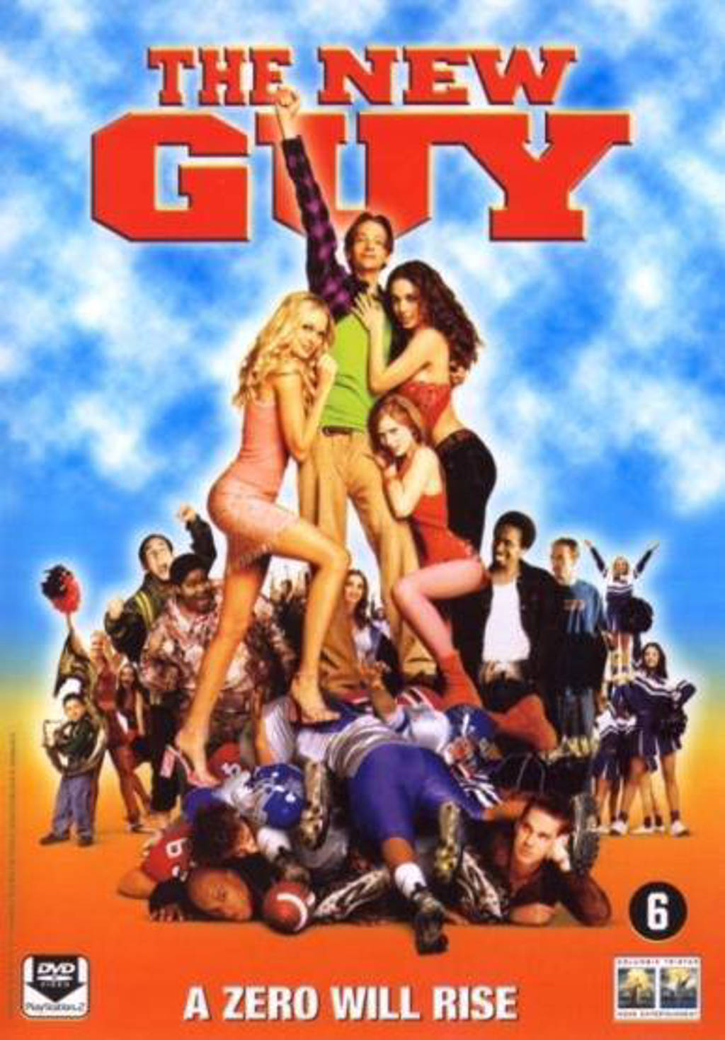 New guy (DVD)