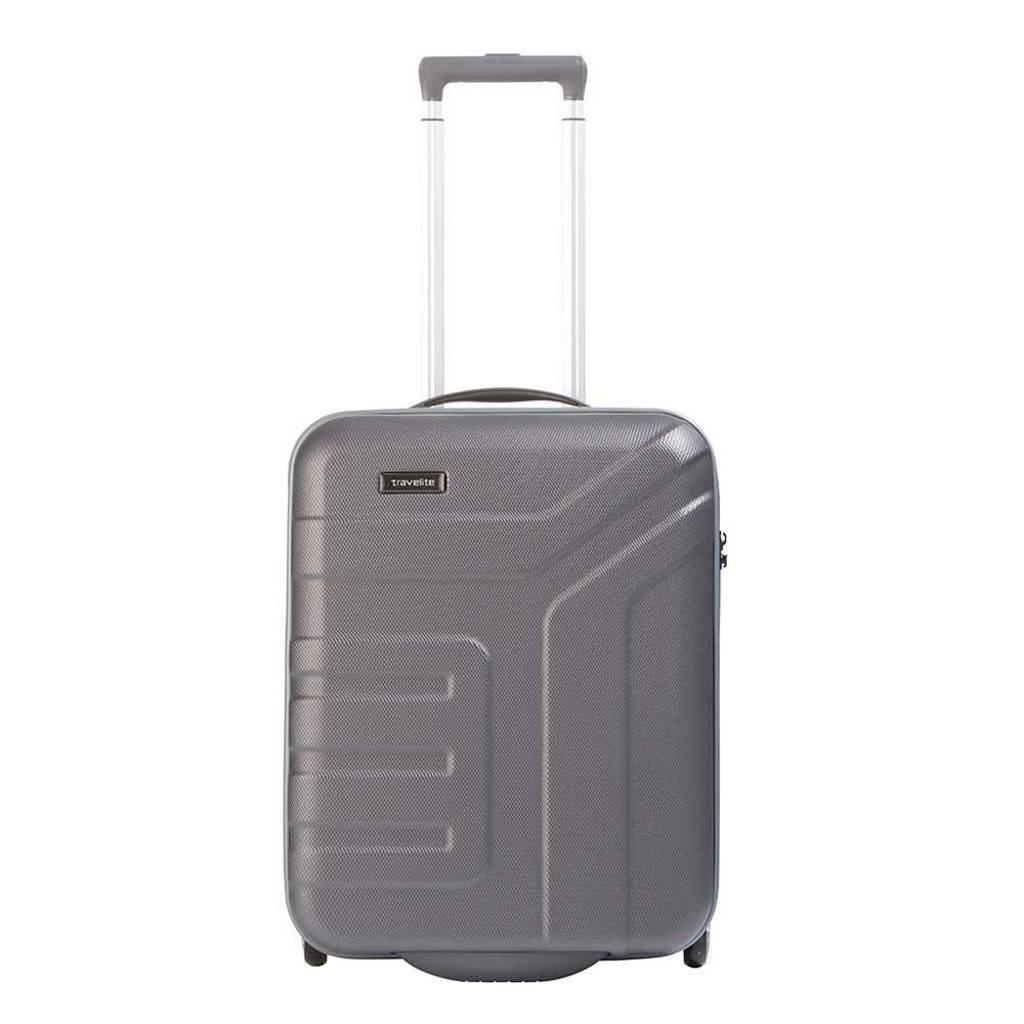 Travelite  trolley Vector S 55 cm. grijs, Grijs