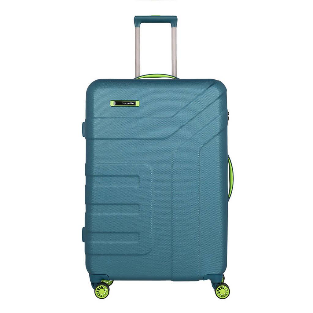 Travelite  trolley Vector L 77 cm. petrol, Petrol