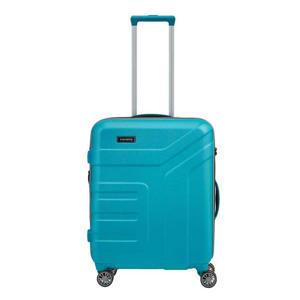 trolley Vector S Spinner 55 cm. blauw