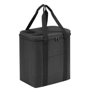 koeltas Shopping Coolerbag XL zwart