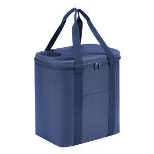 koeltas Shopping Coolerbag XL blauw