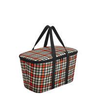 Reisenthel  boodschappenmand Shopping Coolerbag rood/zwart, Rood/zwart