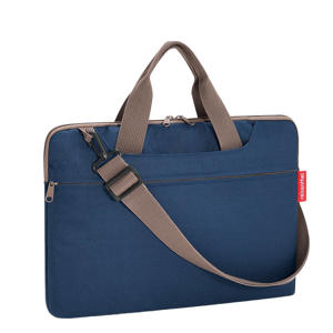 15.6 inch laptoptas donkerblauw