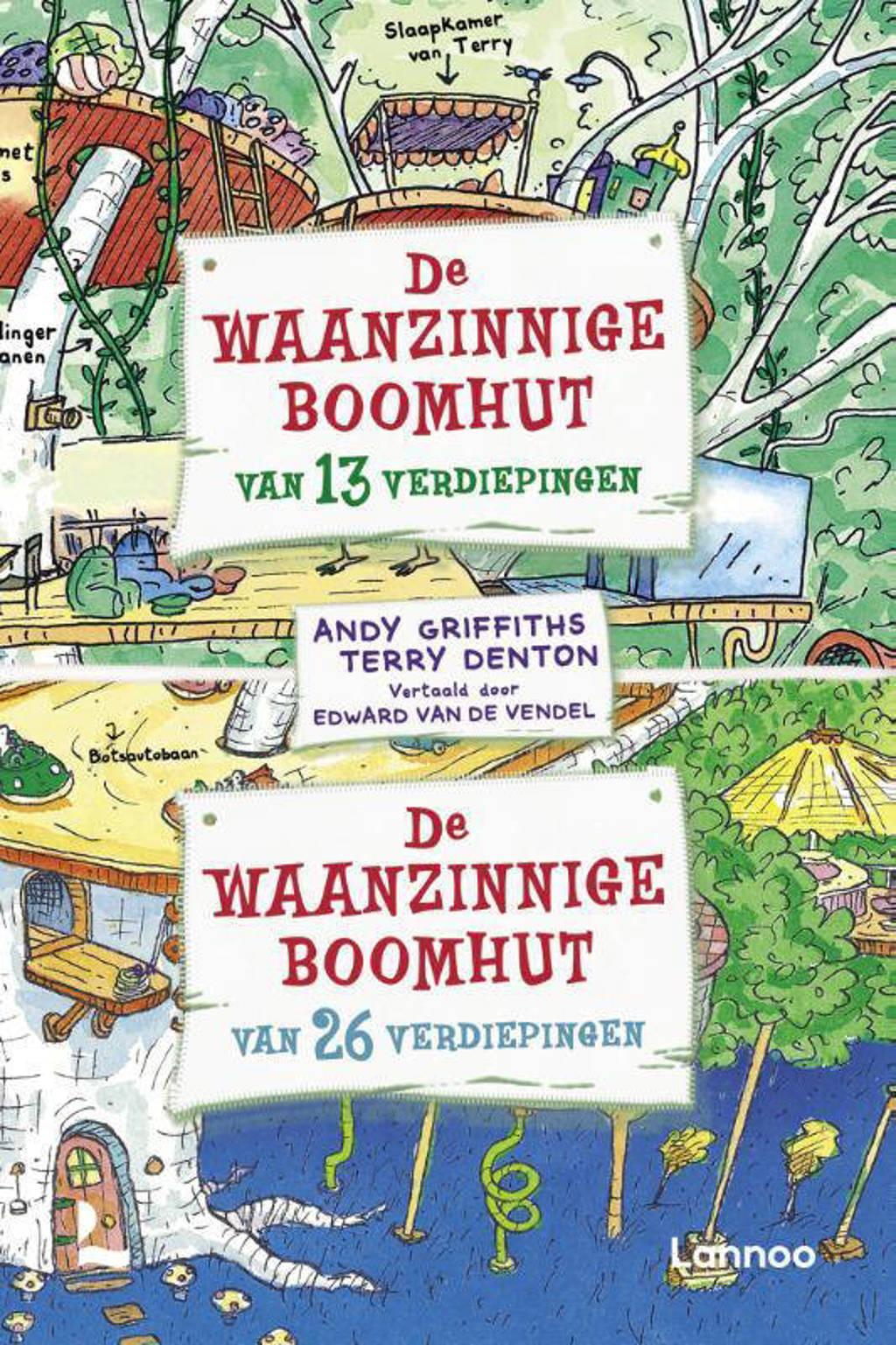 De waanzinnige boomhut: De waanzinnige boomhut van 13 en 26 verdiepingen - Andy Griffiths