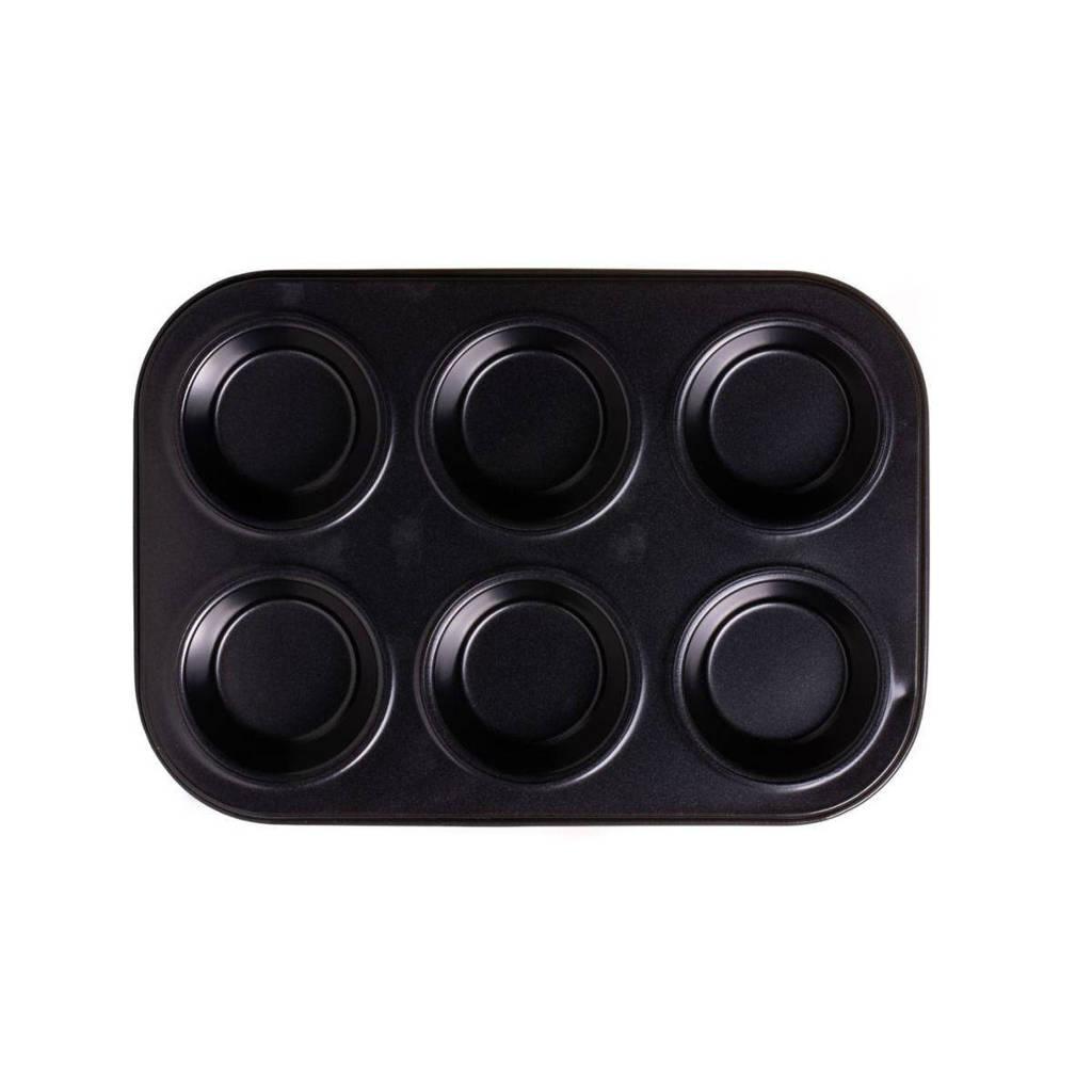 Sareva muffinvorm, Zwart