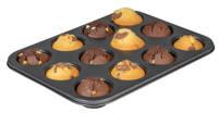 Sareva muffinvorm, Grijs