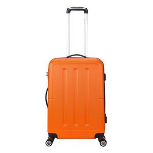 trolley Neon-Fix 66 cm. oranje