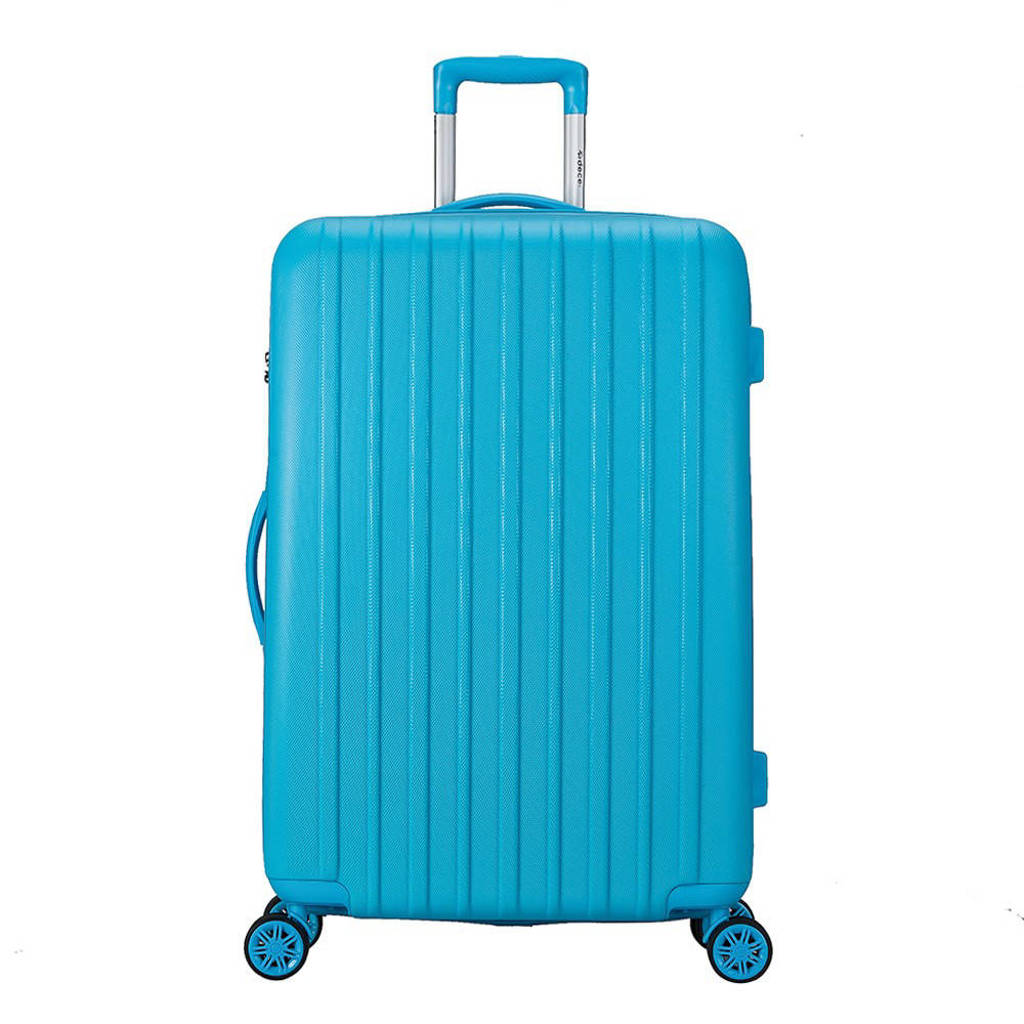 Decent  trolley Tranporto One 76 cm. blauw, Blauw