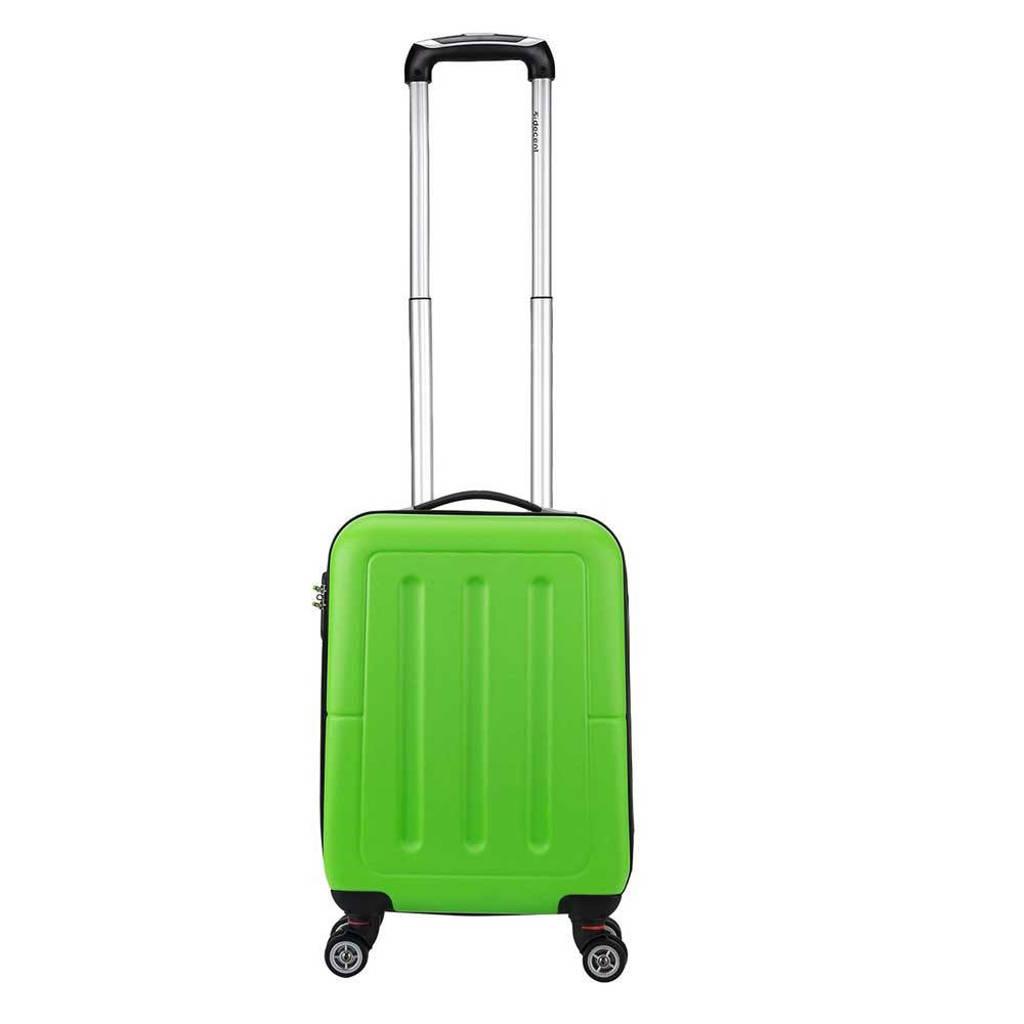 Decent  trolley Neon-Fix 55 cm. groen, Groen