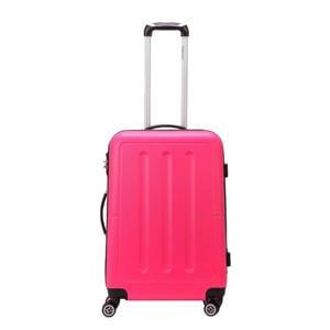 trolley Neon-Fix 66 cm. roze