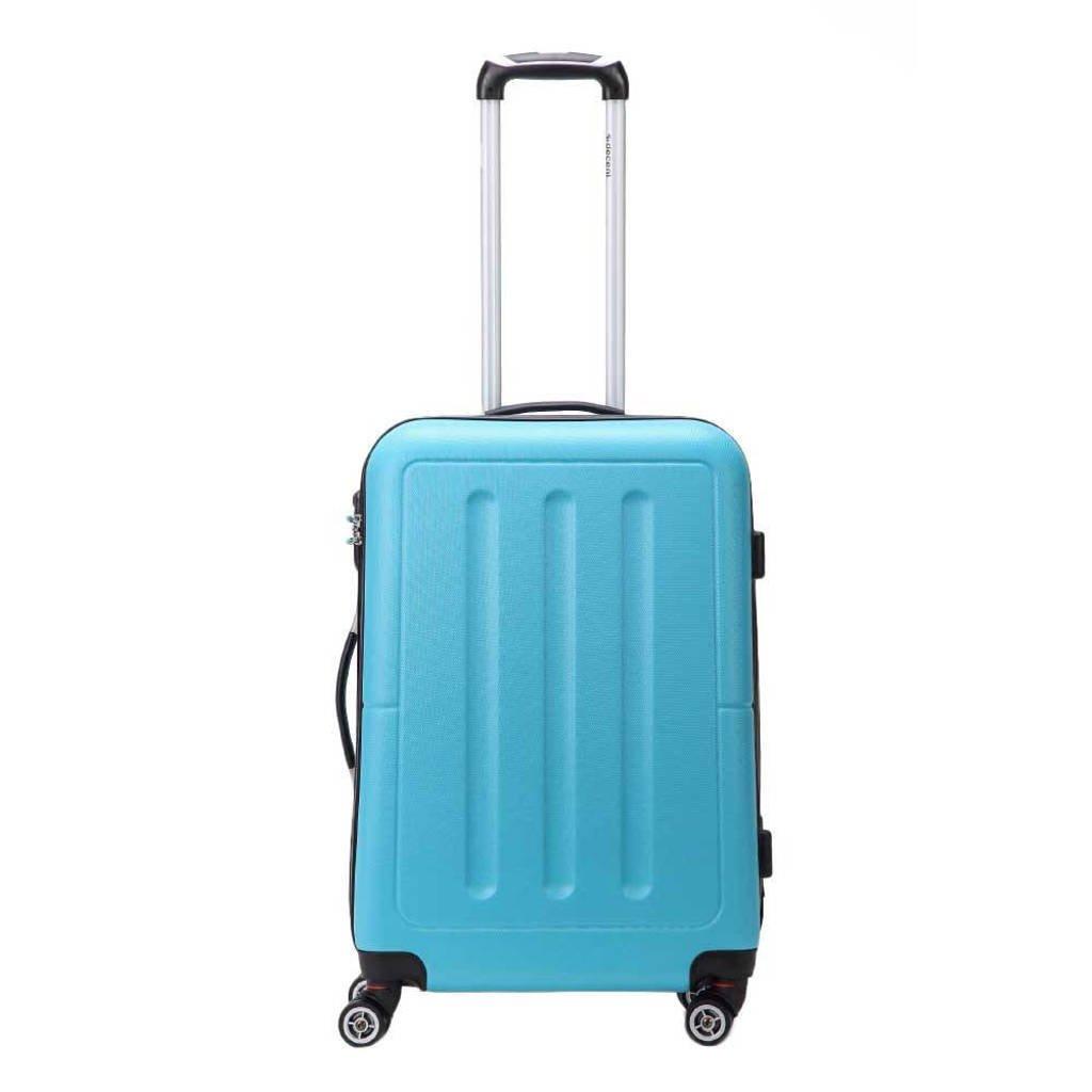 Decent  trolley Neon-Fix 66 cm. blauw, Blauw