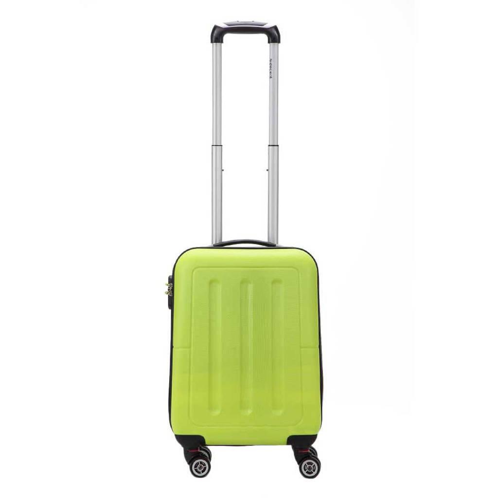 Decent  trolley Neon-Fix 55 cm. limegroen, Limegroen