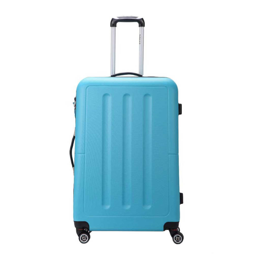 Decent  trolley Neon-Fix 76 cm. blauw, Blauw