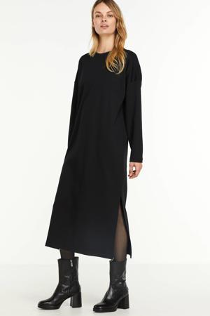 jurk Regizze van biologisch katoen zwart