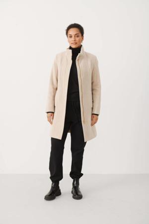 coat IsabellisPW zand