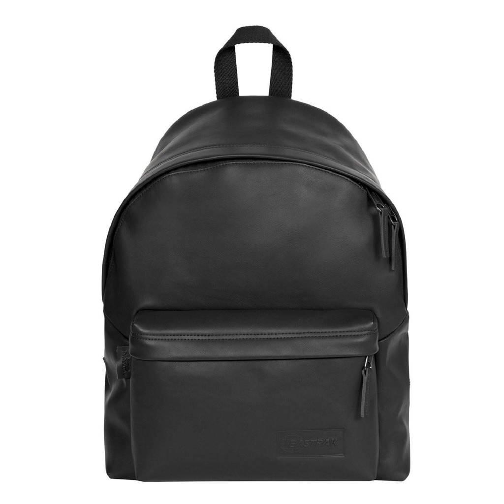Eastpak  rugzak Padded Pak'r zwart, black leather