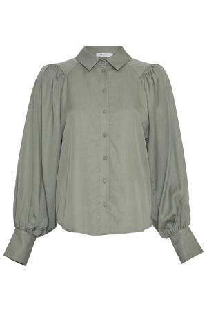 blouse Alivia Stephie LS Shirt groen