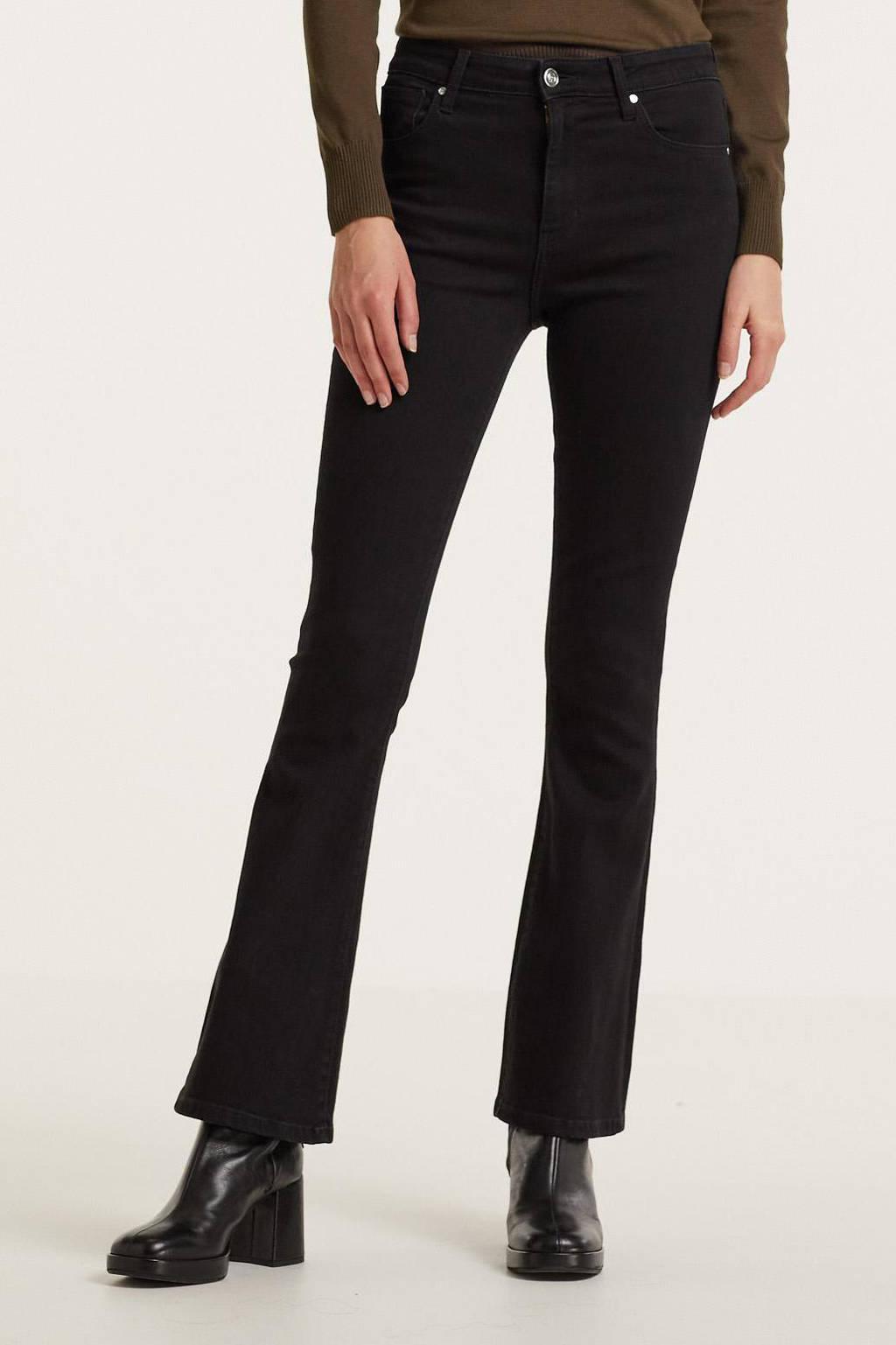 Raizzed flared jeans SUNRISE zwart, Zwart