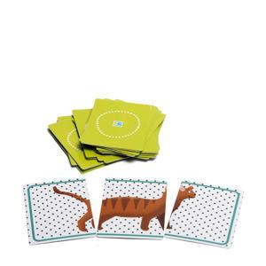 dieren geklets kaartspel