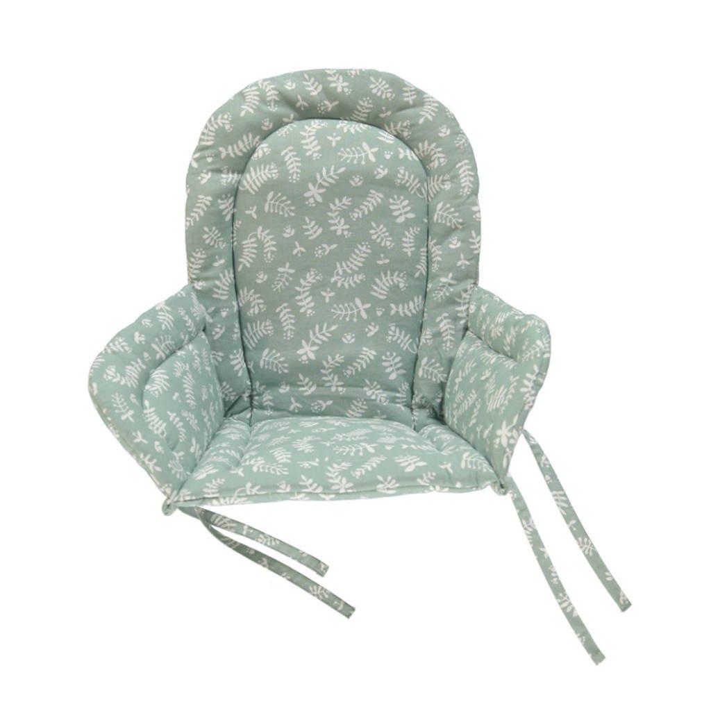Briljant Baby stoelverkleiner Botanic organic stonegreen, Stonegreen