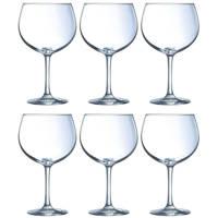 Cosy & Trendy Gin Tonic glazen (set van 6), Transparant
