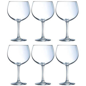 Gin Tonic glazen (set van 6)